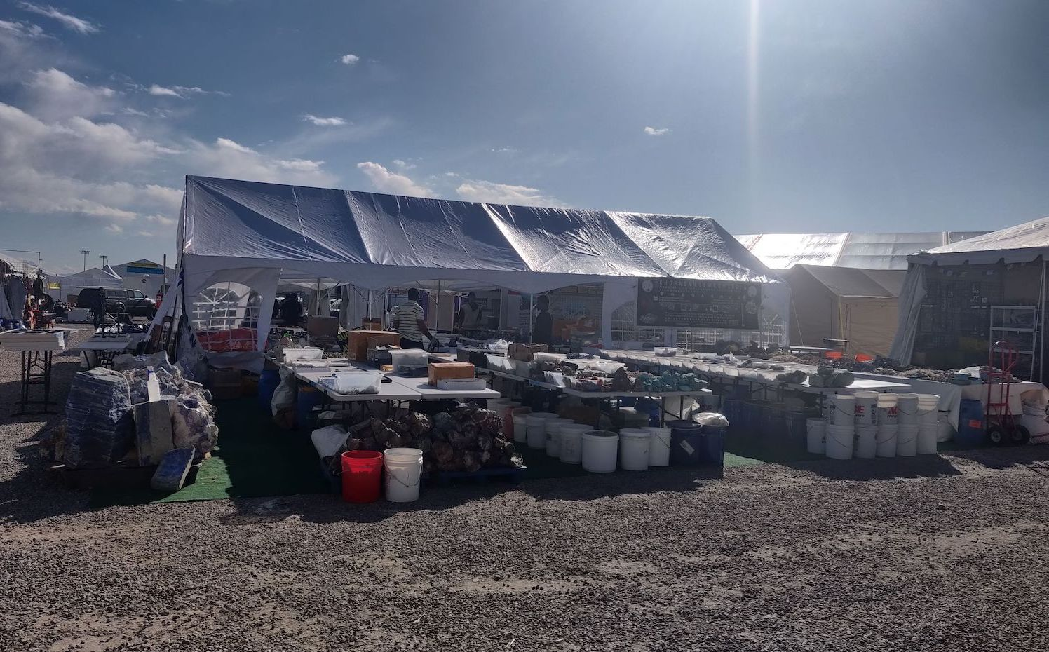Kino Gem and Mineral Show 2020